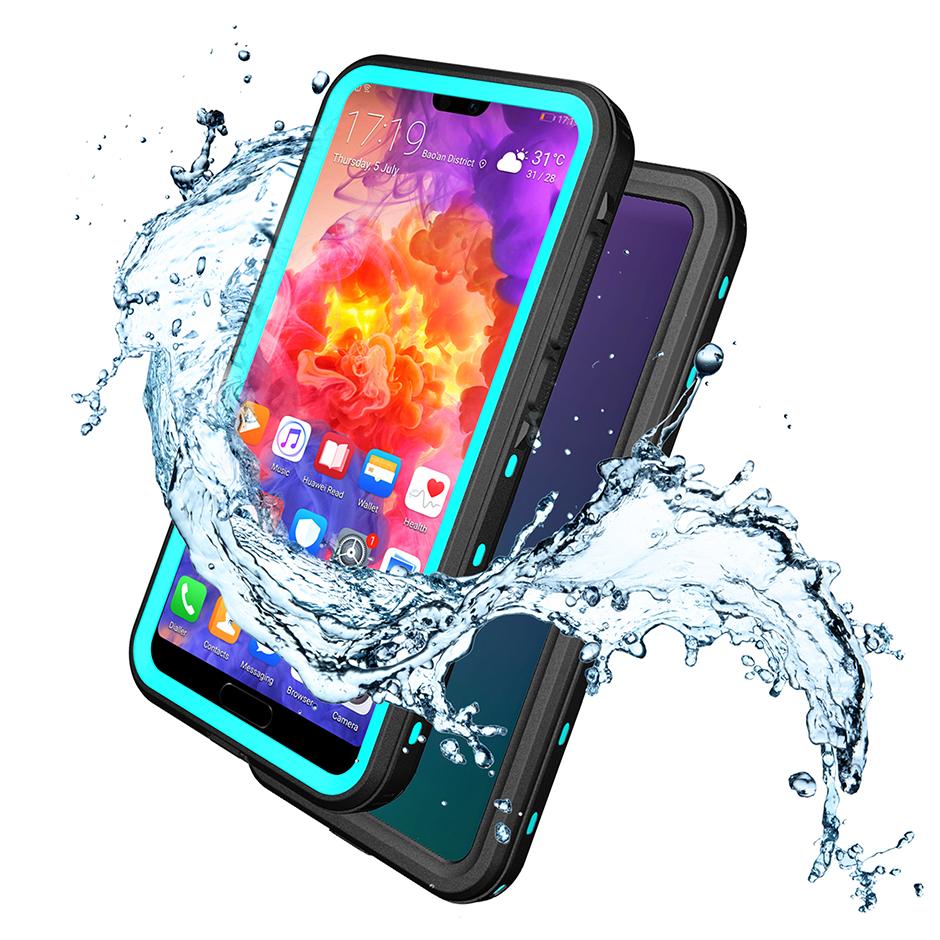 新款上市华为P20防水保护套ip68级防护手机四防保护壳